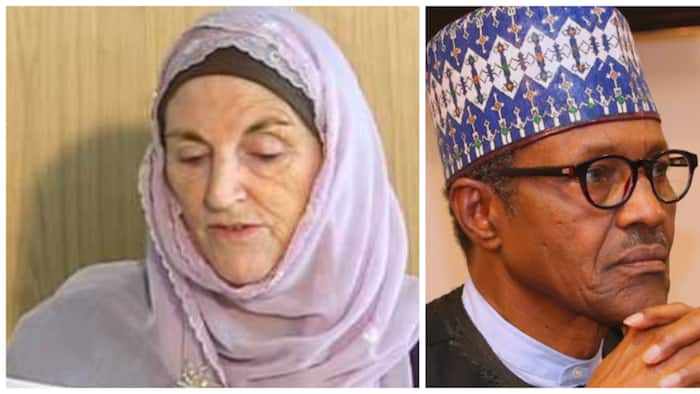 President Buhari says Lemu's death is a great loss to Nigerian Muslims because of her huge knowledge of Islamic tenets