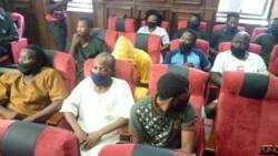 Breaking: Igboho's female blogger Lady K finally regains freedom after 114 days in DSS custody