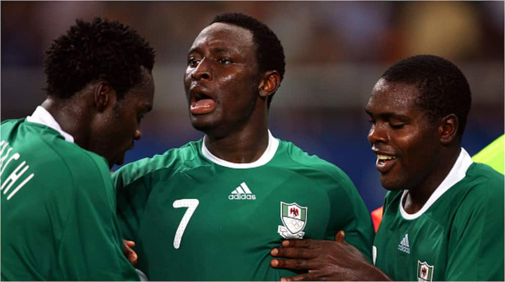 Just in: Jubilation in Nigeria as impressive striker signs 1-year contract with European club