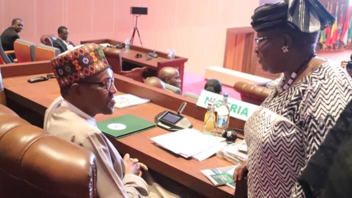 Kasashen Yammacin Afrika 15 su na tare da 'Yar takarar Shugaba Buhari a zaben WTO