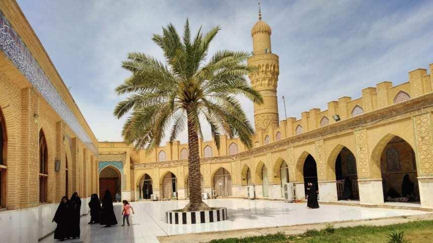 Ezekiel: Jewish shrine of the prophet's tomb open to visitors in Iraq