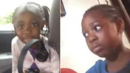 Video of little smart girl haggling with her mom over domestic work goes viral (video)
