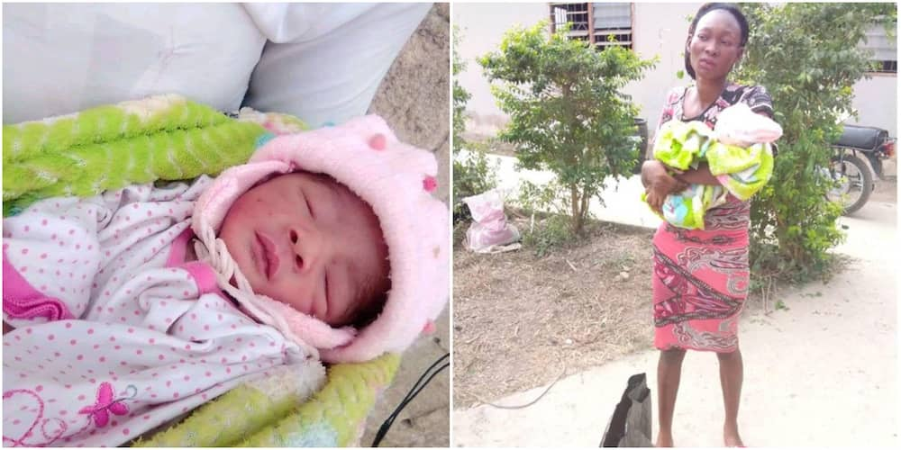 22-year-old woman arrested for selling baby for N10k, says she can't cater for her