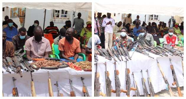 Hadimar Buhari ta wallafa hotuna yayinda yan sanda suka dakile yunkurin sace malamin addini a Kaduna