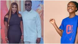 Your husband came with bodyguards to beat headteacher: Lady fires back at Mercy Johnson
