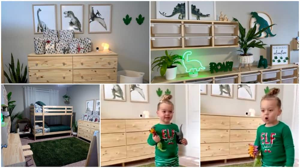 Kid's reactions to his first VIP room from mum generates reactions