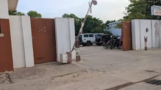 Photos show Benin Republic's 'EFCC' building where Igboho is being held