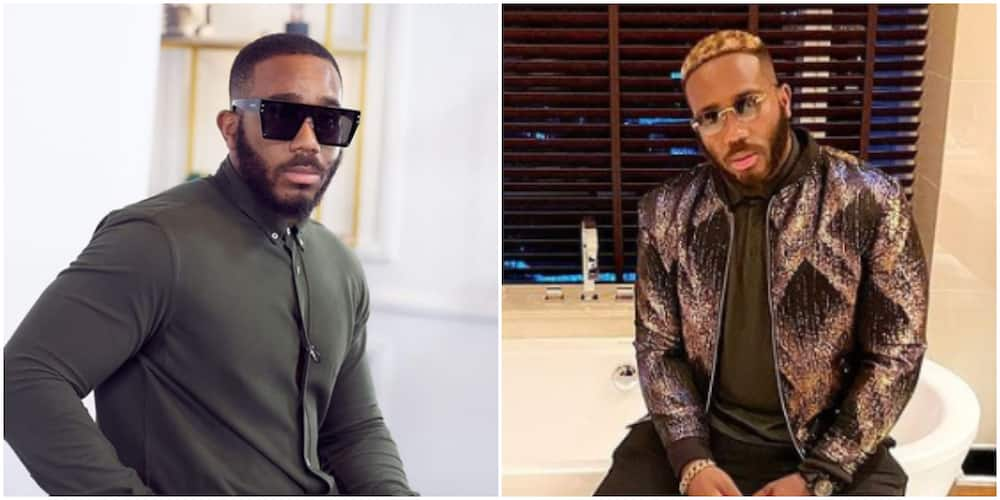 Did you work hard? Nigerians react as Kiddwaya drops motivational quote on how to be the topic of conversation