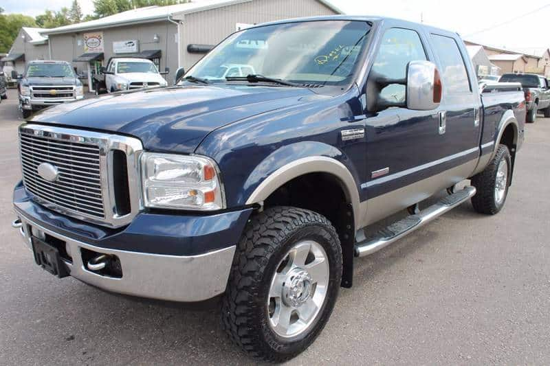 2006 Ford F-350 Super Duty Crew Cab Long Bed