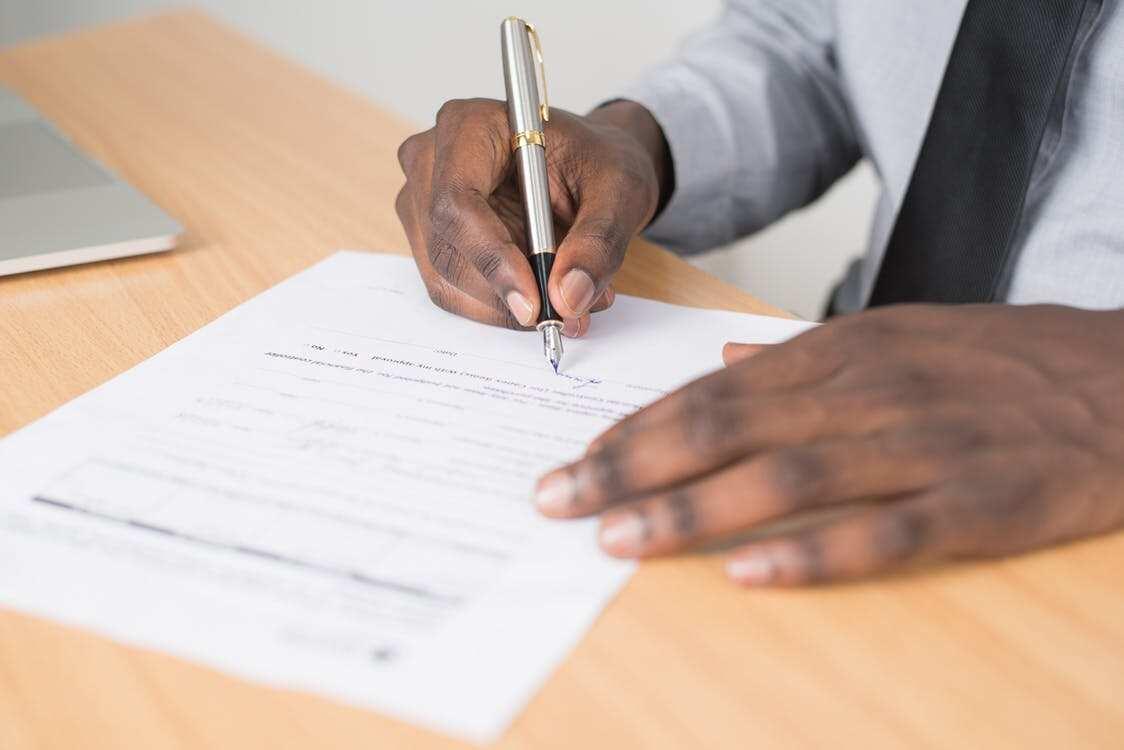 Job Application Format Tips And Samples Legitng