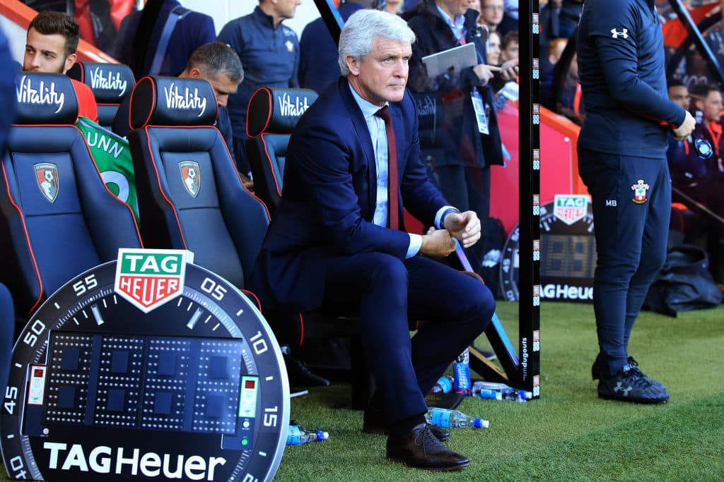 Southampton set to sack Hughes if they don't beat Watford this weekend