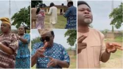 Focus dance: Hilarious video of Yoruba celebrities dancing to popular beat, fans roll on floor with laughter