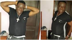 I never wanted my kids to look like me because I'm not good looking: Comic actor Mr Ibu opens up