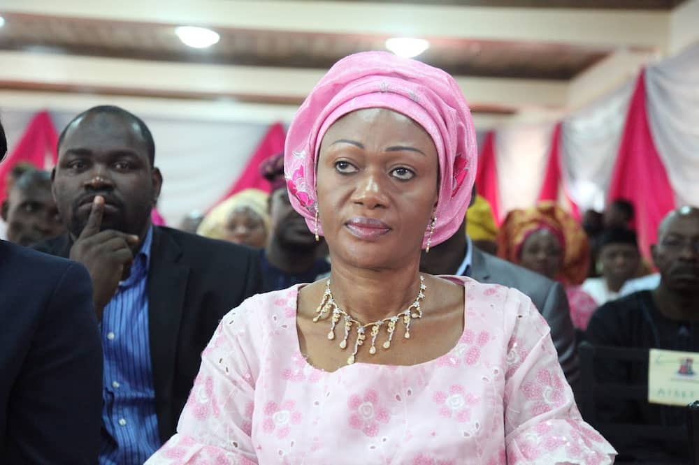 Remi Tinubu blasts Smart Adeyemi over comments on insecurity