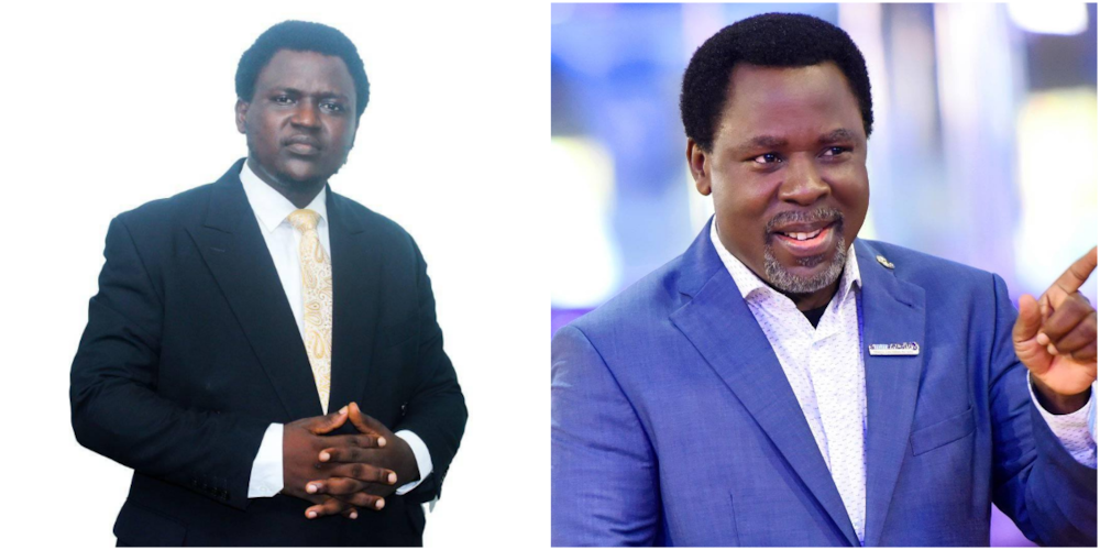 I saw Six Angels as They Collect Prophet TB Joshua: Prophecy of Popular Pastor Surfaces, Many React
