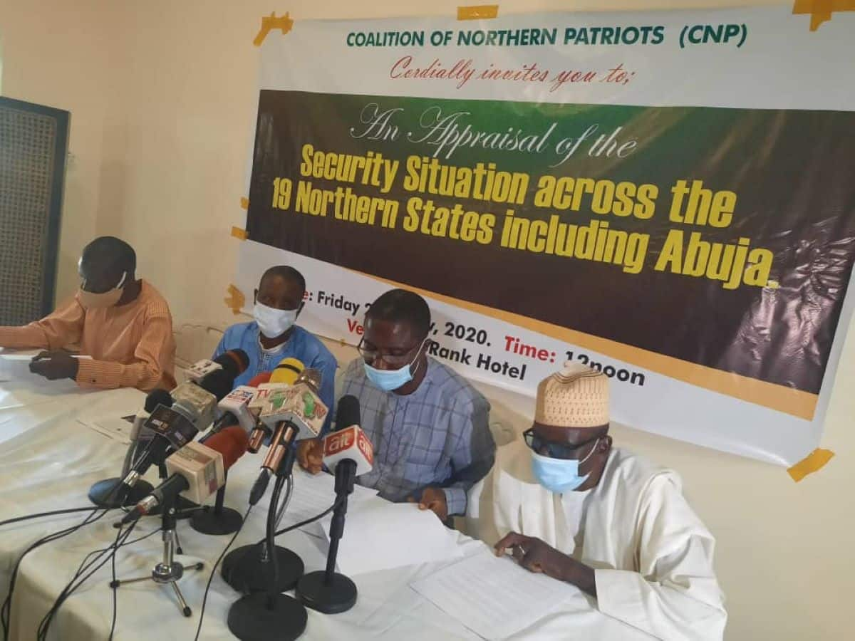 Coalition warns Nigerians against falsehood to undermine security agencies