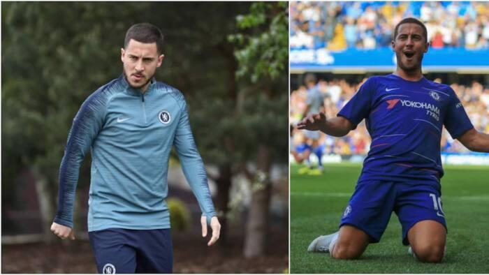 Real Madrid winger Eden Hazard set for sensational return to Chelsea