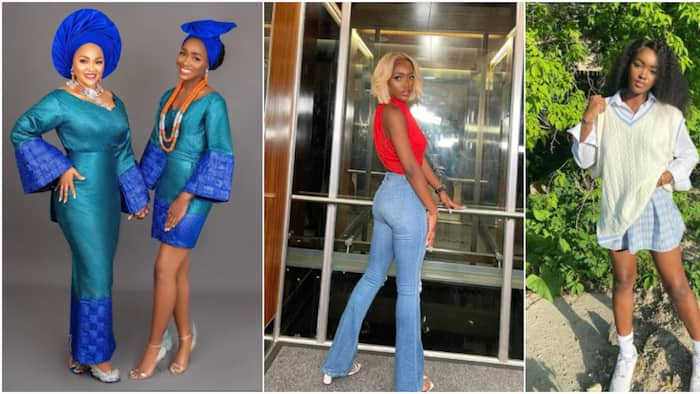 Joy of A Mother: Mercy Aigbe Praises Beautiful Daughter Michelle For Making Her Proud As She Clocks 20