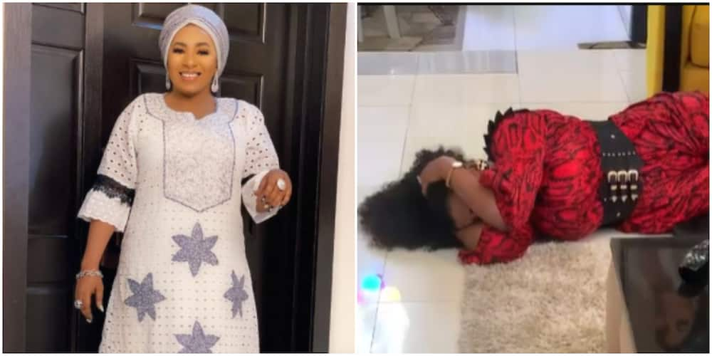 Actress Mide Martins says she is still recovering from head injury (video)