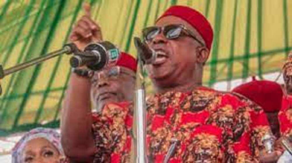 Da duminsa: Cike da tashin hankali, Secondus ya koka kan yunkurin 'kwace' PDP