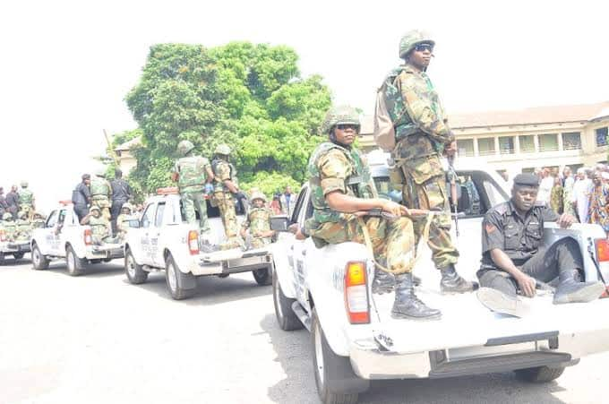 EndSARS: Oyo state confirms arrest of soldiers who flogged woman, shaved youths