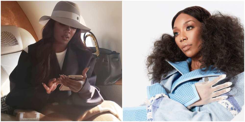Tiwa Savage and Brandy
