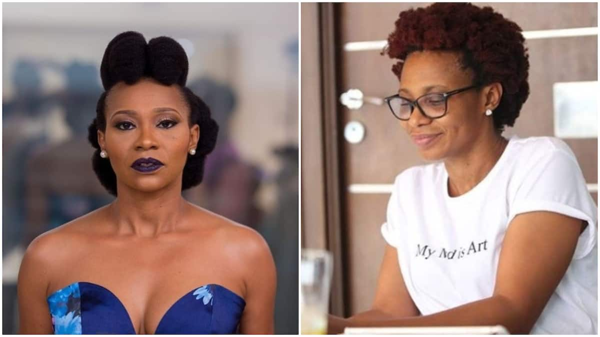 Actress Nse Ikpe-Etim reveals orgasm is one of her self care ways to distress - Legit.ng