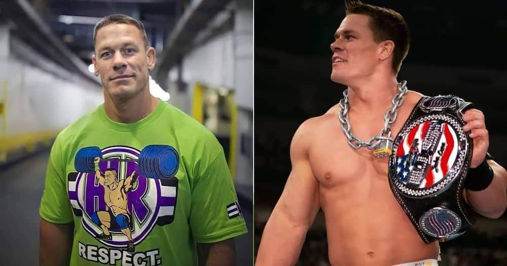 Drunk Man, Lewis Oldfield, Name, John Cena, Wrestling Bet