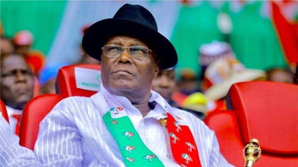 Da ɗuminsa: Atiku Abubakar ya miƙa ƙoƙon bara ga mambobin PDP na shiyyar Kudu kan zaben 2023