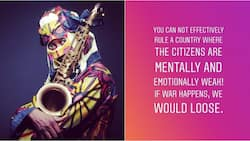 You cannot rule a country where citizens are mentally and emotionally weak - Lagbaja says as he celebrates his birthday