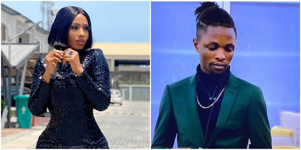 BBNaija's Laycon becomes ex housemate with highest IG followers, hits 2.1 million