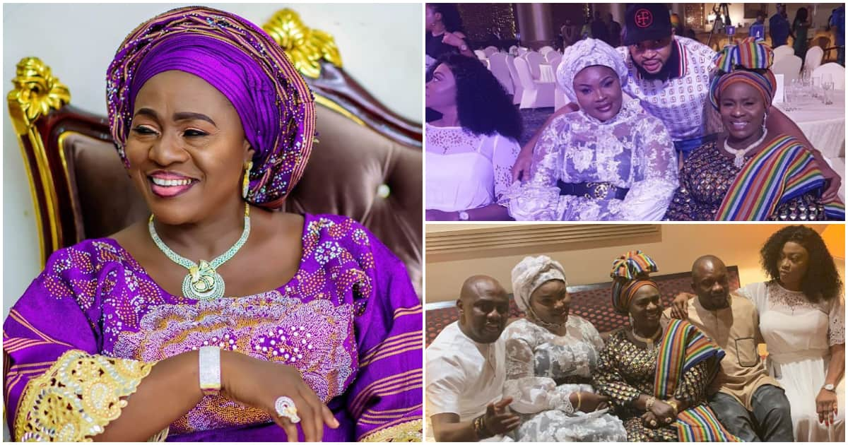 Mama Rainbow at 77: Actress storms Dubai for birthday, Pasuma, others attend