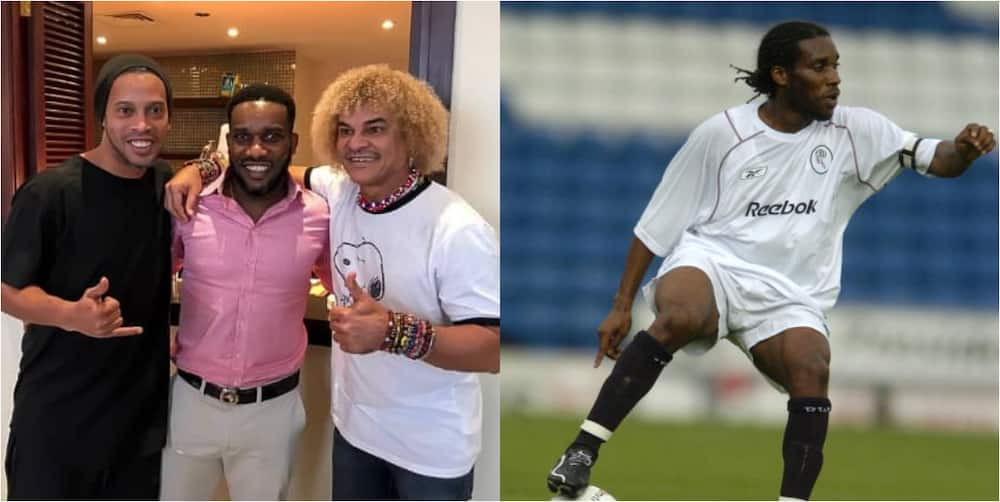 Brazilian icon snubs Messi, adds Super Eagles legend to list of greatest players who wore No.10 jersey