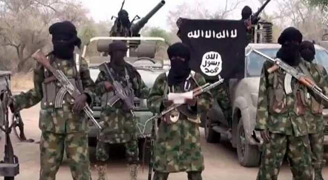 Mayakan Boko Haram sun tare hanya suna yi wa matafiya fashi a kusa a Maiduguri