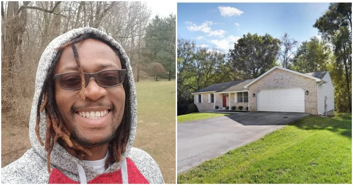 Ex-Nigerian rapper Freestyle shares photos of newly acquired home in US