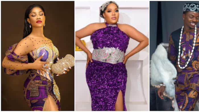 Toyin Abraham selects best dressed guests at movie premiere weeks after event, BBN's Tacha emerges winner