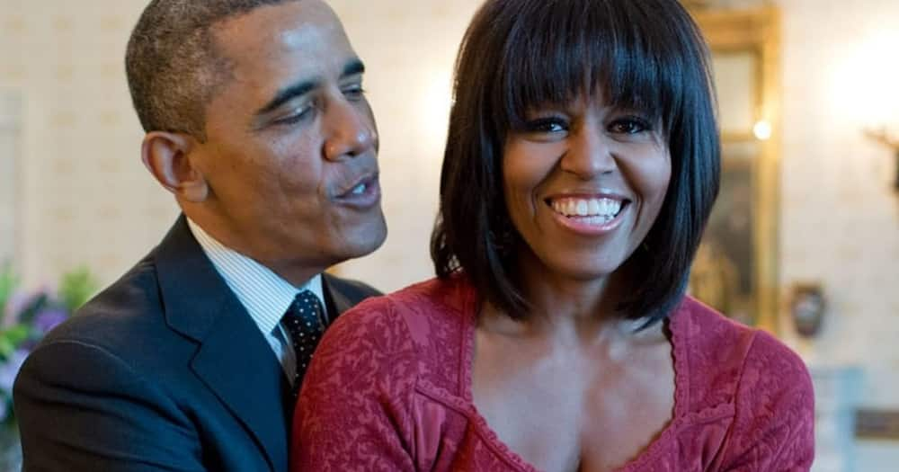Takes a lot of work: Michelle Obama says being married to Barack is the most fulfilling feeling