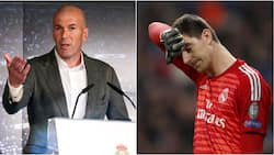 Zidane drops major hint on Real Madrid player he will sell in the summer