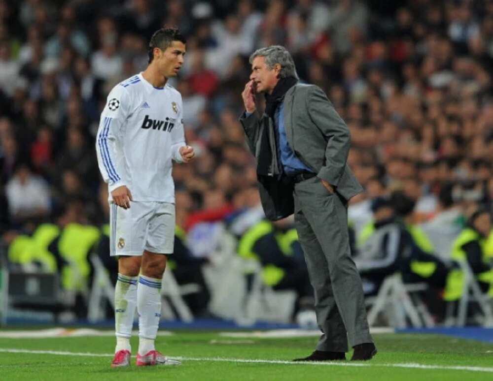 Ronaldo da Jose Mourinho