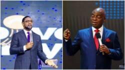 Winners pastors' sacking: COZA pastor Fatoyinbo speaks on Bishop Oyedepo's action