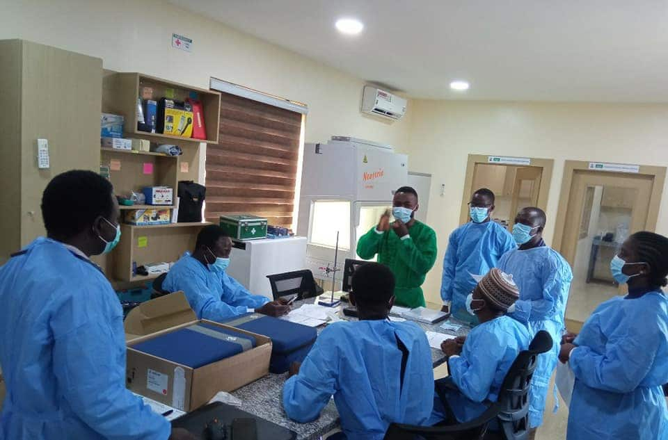 COVID-19: Nigerian doctors lament Increase of infection among health workers