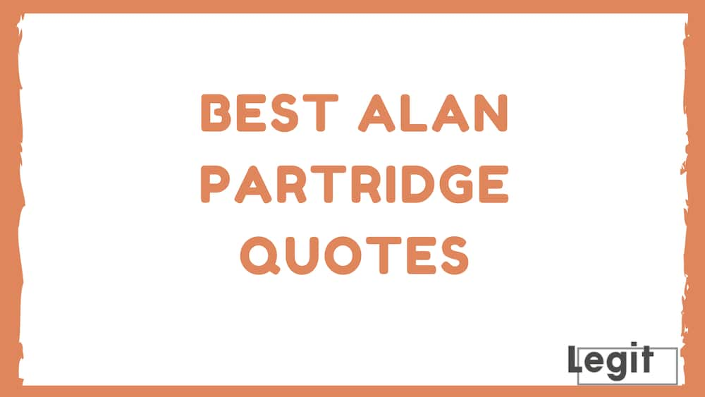 Alan Partridge quotes
