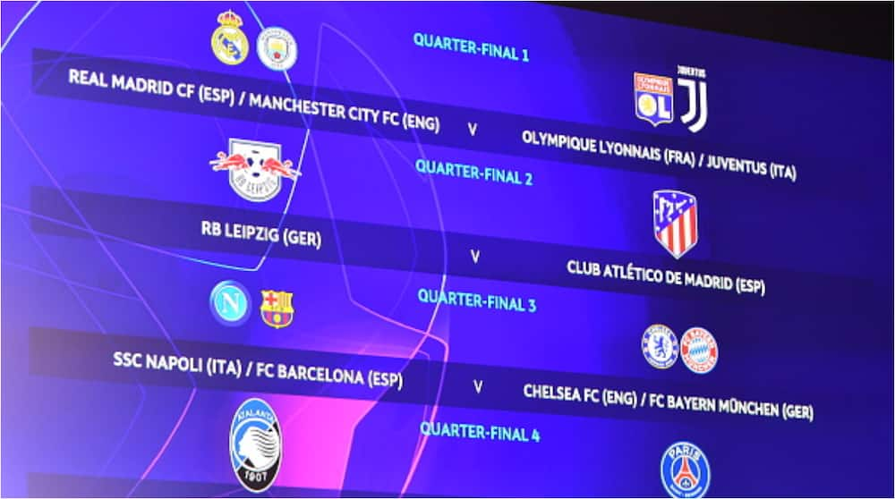 UEFA Champions League: Messi and Ronaldo could go head-to-head semifinals