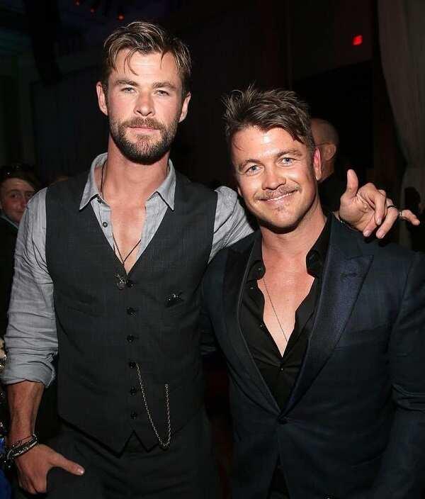 Luke Hemsworth brothers