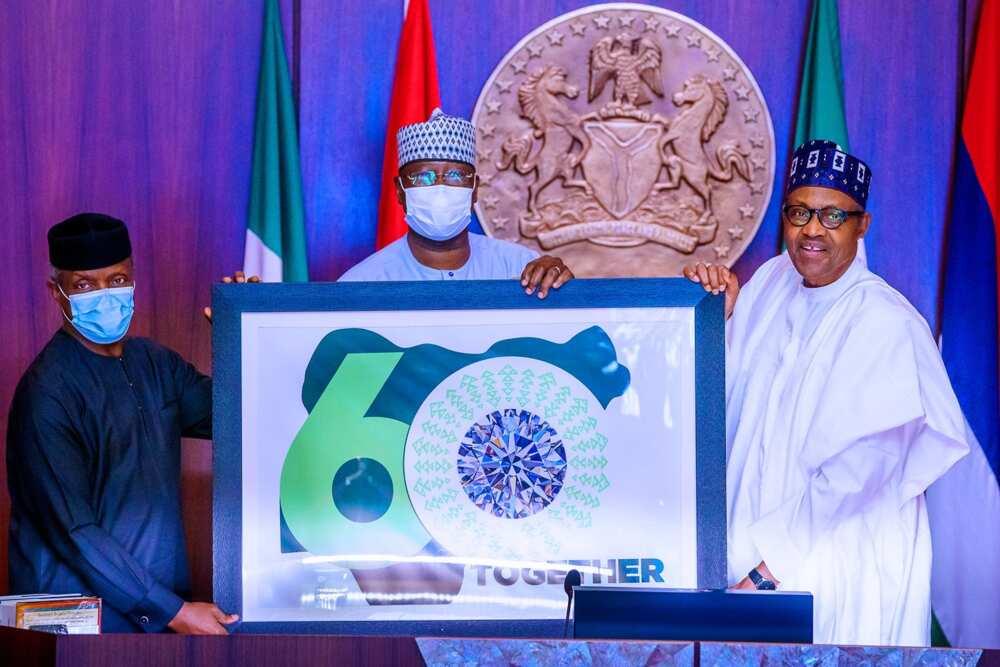 Nigeria@60: Babu kasar da ta kai Najeriya cigaba a nahiyar Afrika - Buhari