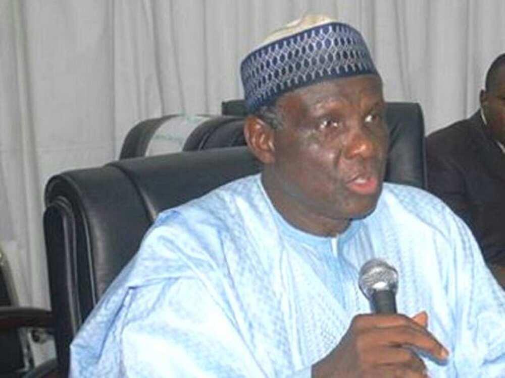 Labari da duminsa: Jerry Gana Ya Koma PDP, Ya Ce 'Babu Gwamnati a Nigeria'