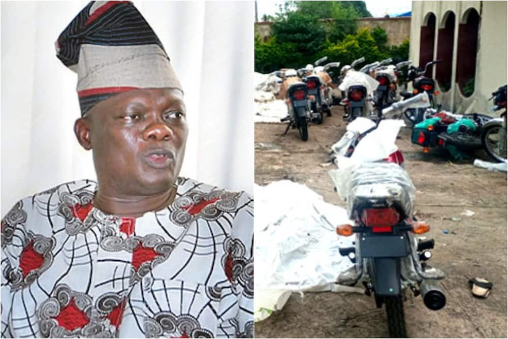 EndSARS: Folarin breaks silence, says over 350 motorcycles, other items looted from his house