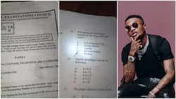 Young student fails NECO exam question after choosing Wizkid as an answer, Nigerians react