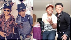 10 years challenge: More hilarious throwback photos of Aki and Pawpaw that make us laugh