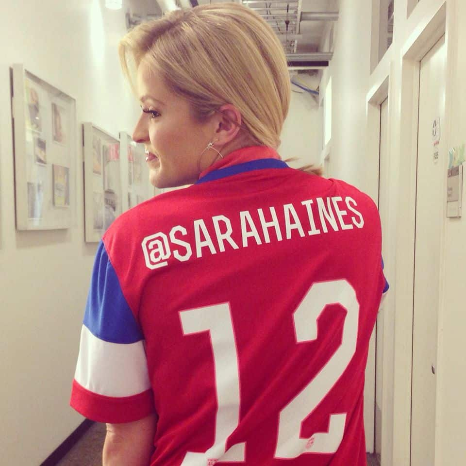 Sara Haines age